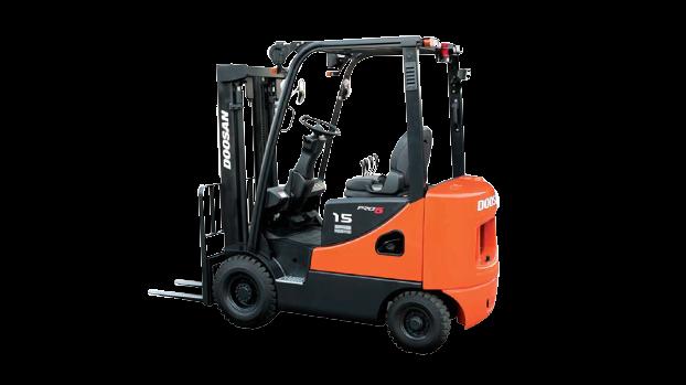 Doosan heftruck dealer - Hendrikse Machines Ede